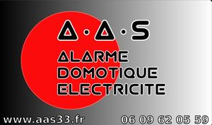AAS Aquitaine Alarmes Systèmes